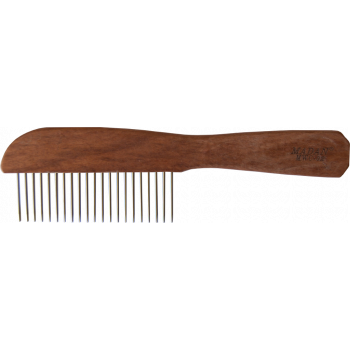 Rosewood Handle Comb